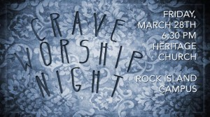 Crave Worship Night
